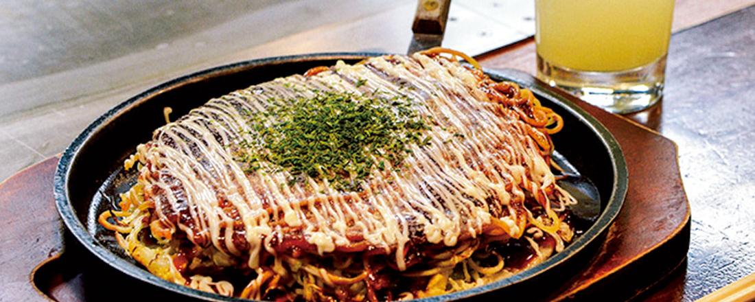 「焼きそばデート」で急接近!?彼と並んで食べたい、東京の美味しい焼きそば専門店3軒