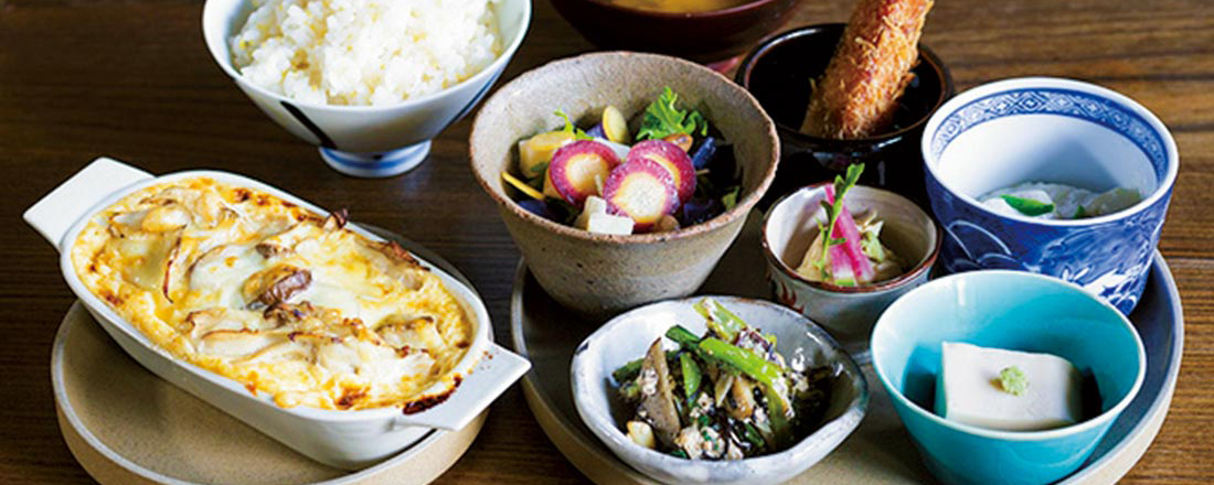 「京都映え」を狙え!京都でゆっくり美味しい和食ランチを味わえるおすすめカフェ5軒