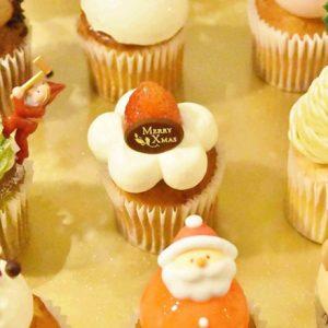 東京駅〈グランスタ〉の2018年クリスマスフェア新作ケーキがお披露目!