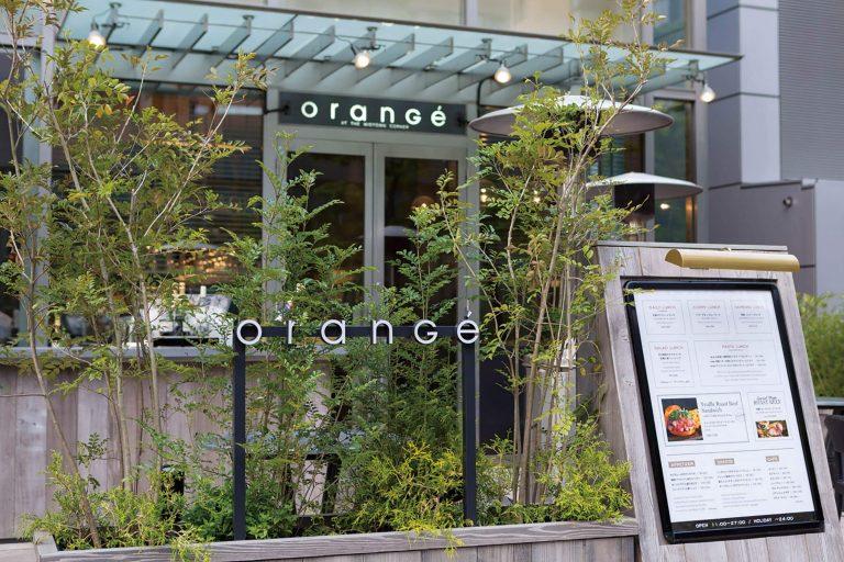 六本木 〈orangé〉