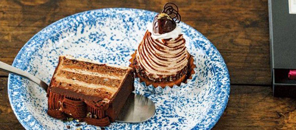 絶品チョコレートケーキが楽しめる!都内の実力派パティスリーといえば、この2軒!