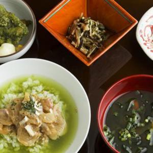 和食ランチ気分の日におすすめ!ひと味変わったお茶漬けメニューが話題のお店。
