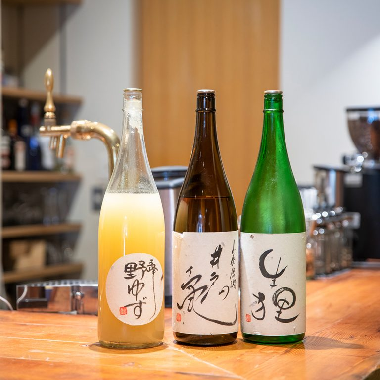 〈obi Hostel&CAFE BAR〉/日本橋