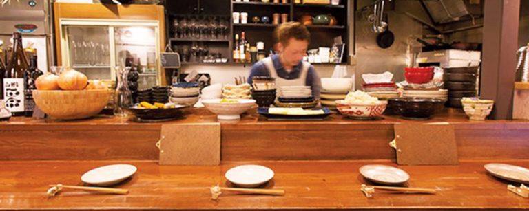 リーズナブルなカウンター割烹が楽しめる。お酒もすすむ、京都のいいお店4軒