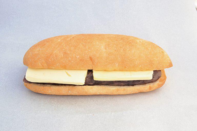 あん発酵バター340円