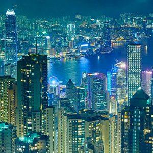 香港「100万ドルの夜景」を堪能するなら、定番人気夜景スポット〈Victoria Peak〉がおすすめ!