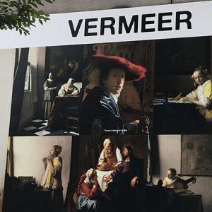 〜今度はどの美術館へ?アートのいろは〜〈上野の森美術館〉で開催中の「フェルメール展」へ。