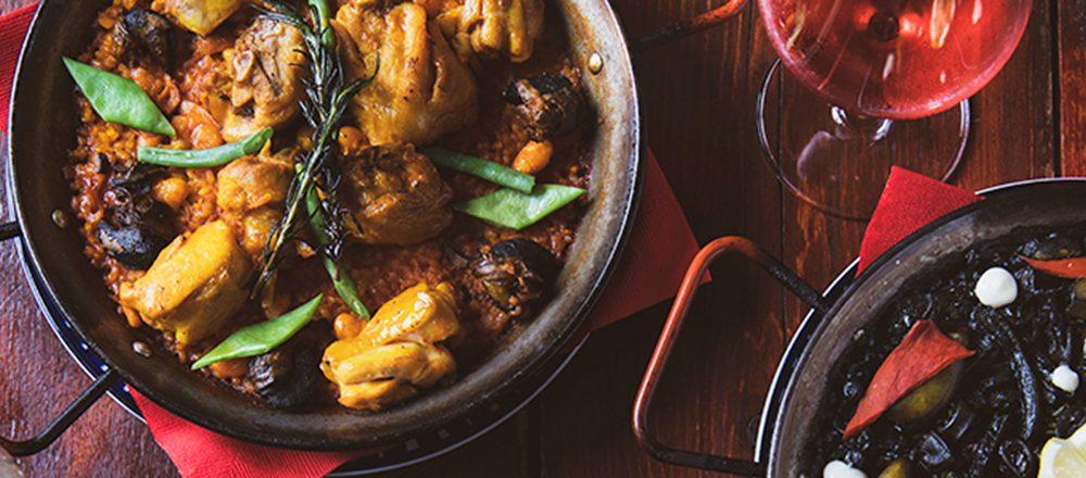 銀座の人気スペイン料理店・バルとは?「パエリア」に「カルデロ」…スペインの絶品米料理を堪能。