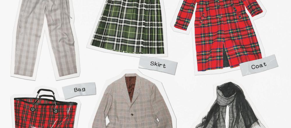 やっぱり今年もチェック柄が気になる!一押しのチェックファッションアイテム。