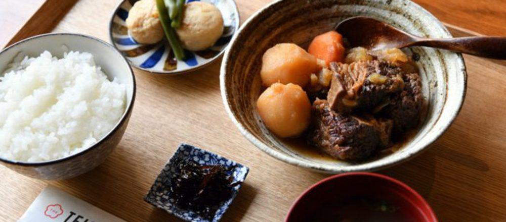 東京スタイルの異国食堂!絶品「肉じゃが定食」をお目当に行きたい進化系食堂って?