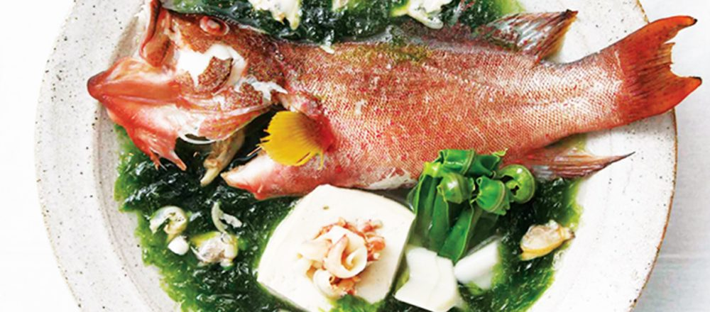 いま行きたい、沖縄・石垣島のいいお店。島のおいしいものが集結〈辺銀食堂〉の朝昼夜ごはん。