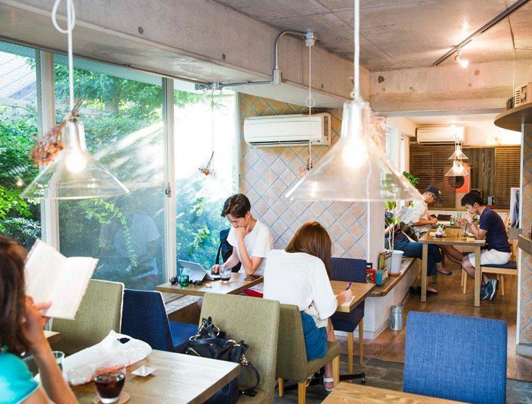 自由が丘 CAFE RADIOPLANT