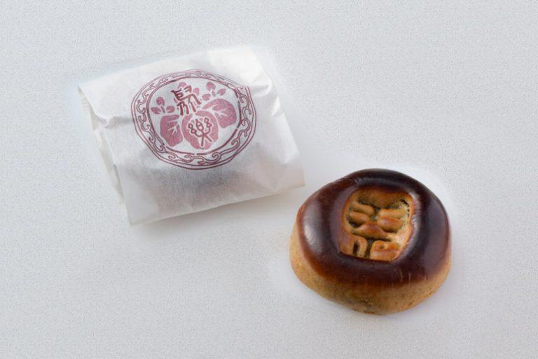 「聚楽」1個150円