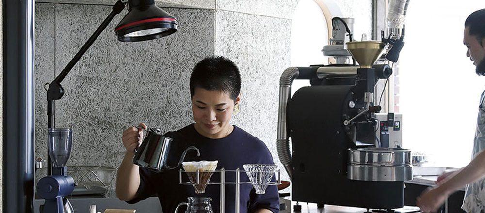 大山崎COFFEE ROASTERS