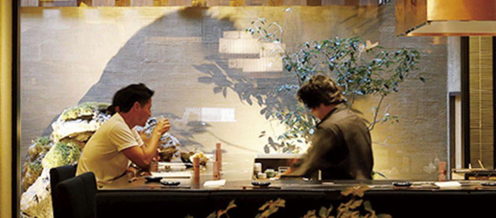 手鞠鮨と日本茶 宗田