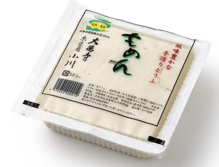 大徳寺京豆腐 小川