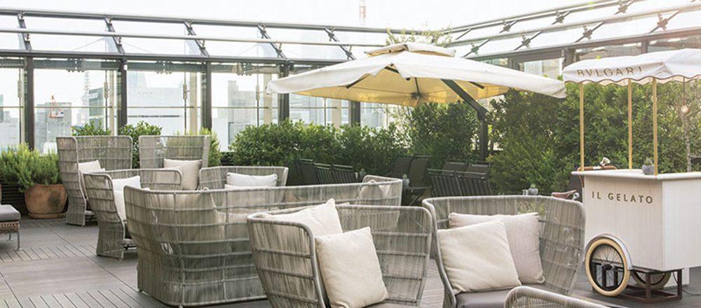BVLGARI La Terrazza  Dom Pérignon Lounge