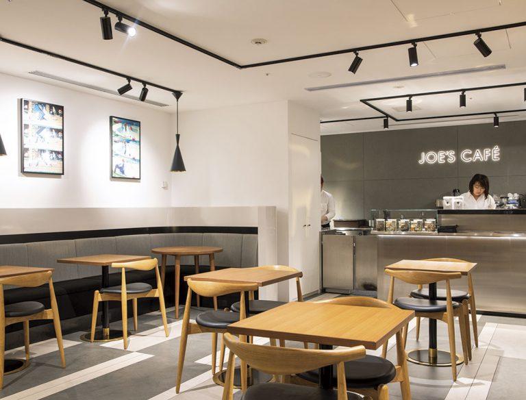 """<span class=""""title"""">JOE'S CAFÉ</span>"""