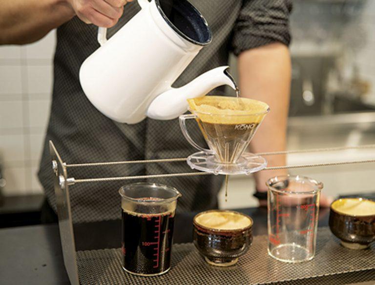le café du jour
