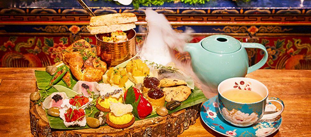 【香港】話題の隠れ家バー・ネオ英国料理店の人気アフタヌーンティーをチェック!