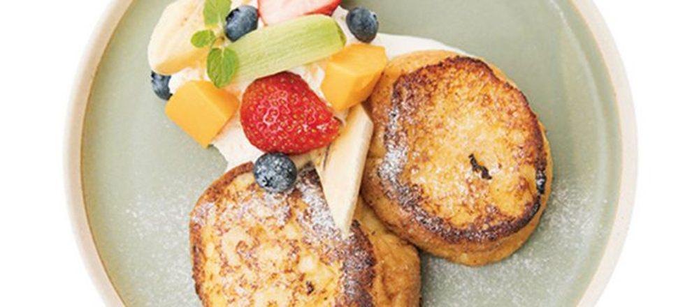 バター香るふわふわフレンチトーストが美味しい、都内人気カフェが増えている!