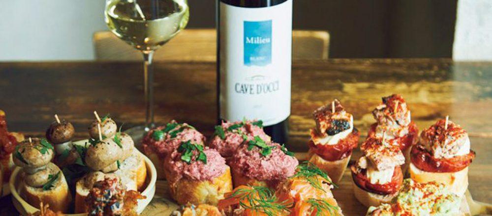 サク飲み、0次会にもおすすめ!美味しいタパスやワインが楽しめる都内のおしゃれバル。