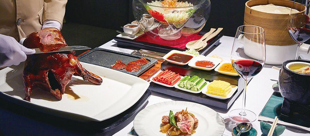 香港で美食を堪能するなら、〈インターコンチネンタル香港〉二ツ星広東料理〈欣圖軒 Yan Toh Heen〉!
