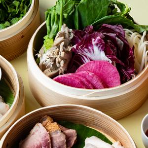 味変できる!?モダン・タイ・レストラン〈Longrain〉から、1度に2度美味しい「トムヤムココ鍋」が登場!