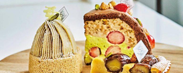 クリスマスパーティーの手土産に!【東京】かわいいケーキが買えるケーキ屋さん。