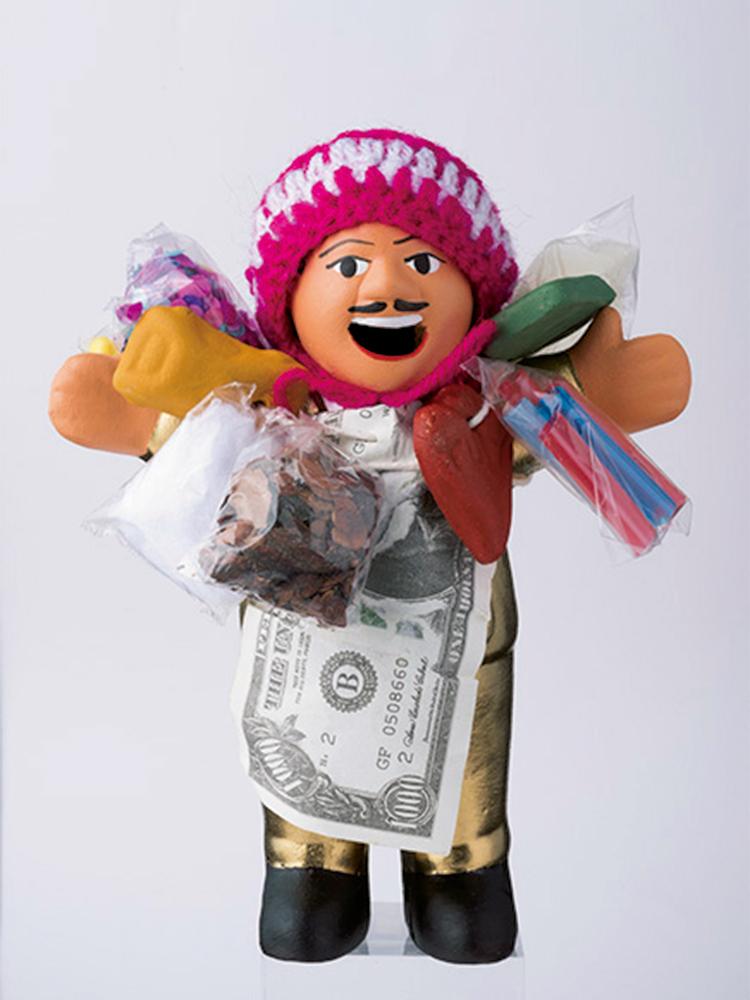 「エケコ人形」2,550円