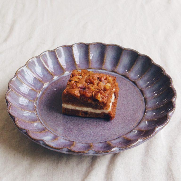「キャロットケーキ」