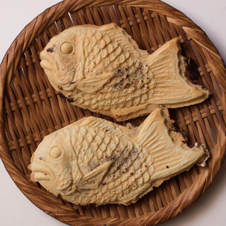 鯛焼き1匹170円(各税込)
