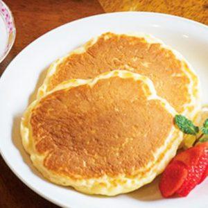 「やっぱりシンプルなパンケーキが好き!」な、あなたへおすすめしたい3軒。