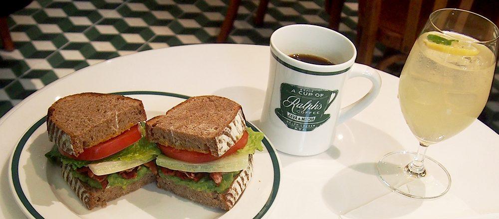 日本初上陸!〈ラルフローレン〉併設のカフェ〈Ralph's Coffee Omotesando〉がオープン。