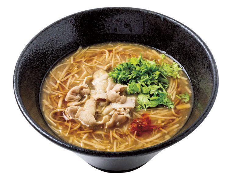 「台湾線麺」600円
