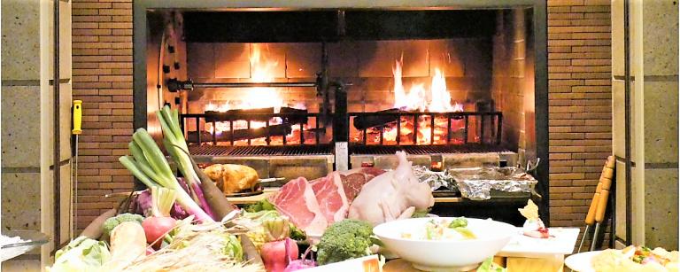 〈GRILL DINING 薪火〉がこの冬におススメする、お腹も心も満たしてくれる贅沢な特別プランとは。