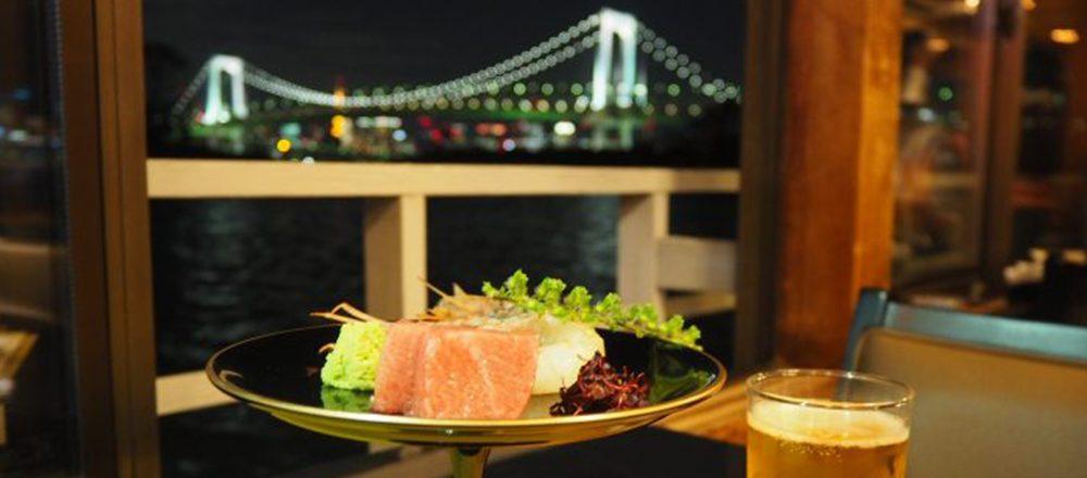 デキる女子のTOKYOグルメ案内!おしゃれな夜の東京を楽しむ。~とっておきの夜景編~