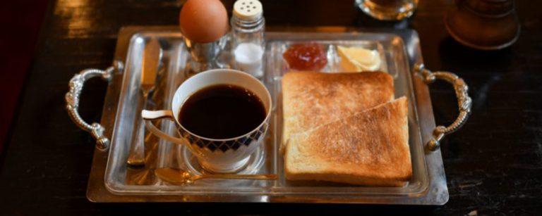 朝9時前から営業中。喫茶店好き必見!朝活ができる東京の喫茶店4軒
