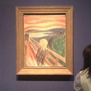 〜今度はどの美術館へ?アートのいろは〜 東京都美術館「ムンク展」