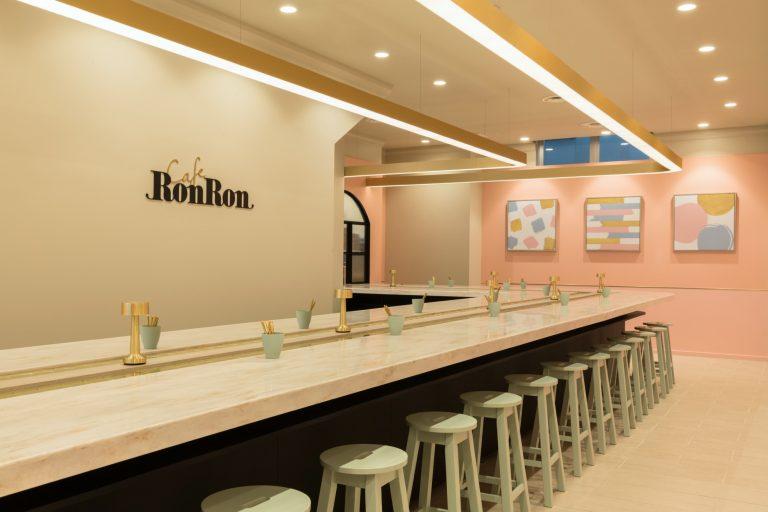 〈MAISON ABLE Cafe Ron Ron〉/原宿