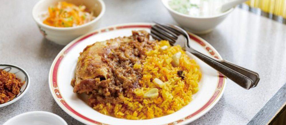 アジアンライスで広がるお米の楽しみ方。都内で見つけたエスニック料理店とは?