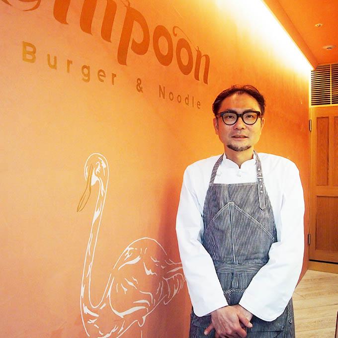 〈Chipoon〉をプロデュースした西岡英俊さん。