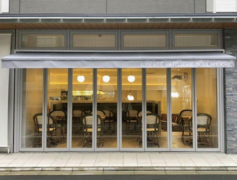 LIBERTÉ PÂTISSERIE BOULANGERIE京都店