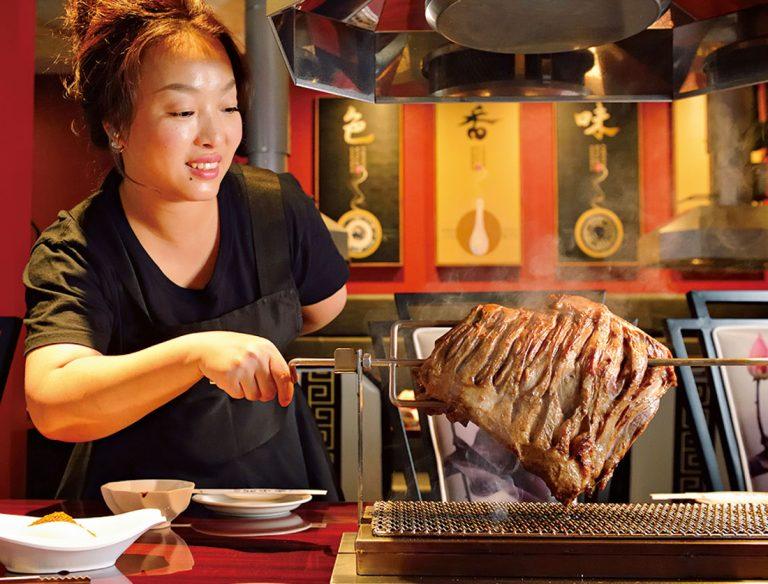 中国料理喜羊門上野店