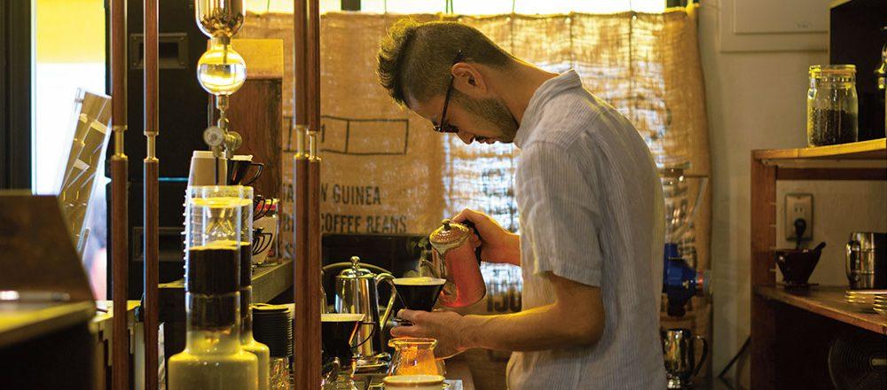 MAHOU COFFEE