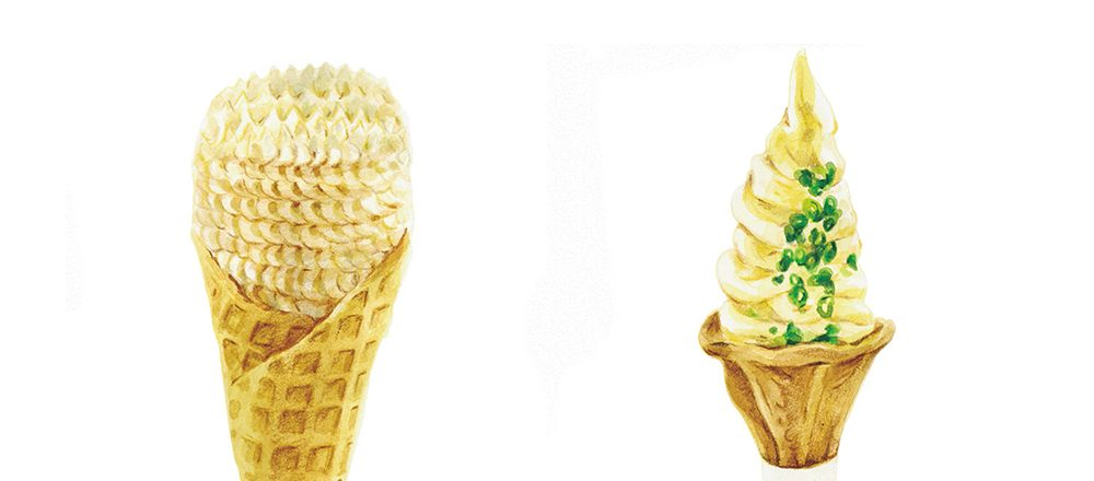 思わずパシャリ!インスタ映え抜群の、全国ご当地名物ソフトクリームとは?