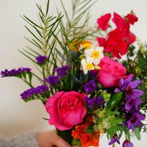 1月〜2月はお花のゴールデンタイム!玄関もいい香りになる早春のお花とは?