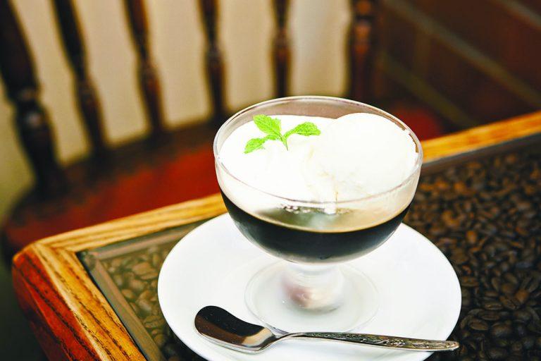 「コーヒーゼリー」680円(税込)