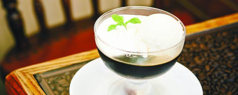 豆の香りはそのままに。愛しのコーヒーゼリーが味わえる都内コーヒー専門店。