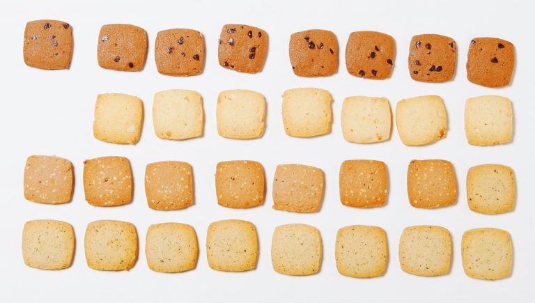 ドライフルーツ、ナッツを使用。からだ思いのクッキーです。